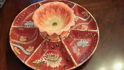 Tracy Porter Tableware 6 Section Tray Artesian Road Collection
