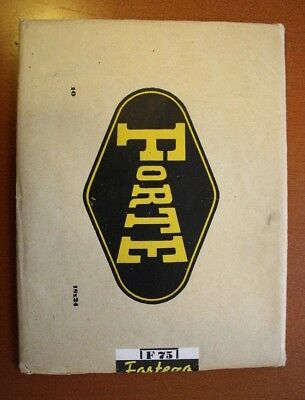 Old Forte Fortezo F 75 - 18x24 10 sheets (sealed & unopened)