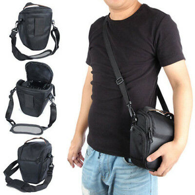 USEFUL DSLR SLR Camera Backpack Rucksack Bag Case Cover For Nikon Sony Canon HOT