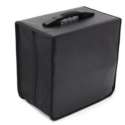520x Disc CD DVD Bluray Storage Tool Bag Holder Portable Carrying Case Durable