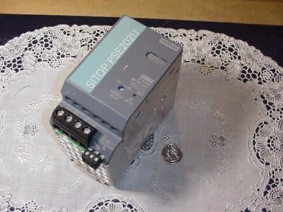 Siemens Sitop PSE202U Redundancy Module 24VDC Used