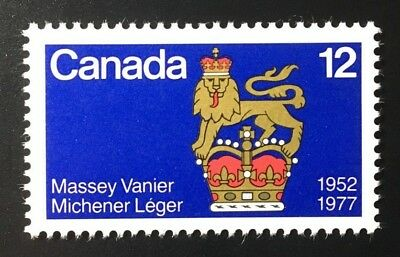 Canada #735 MNH, Canadian Governors General Stamp 1977
