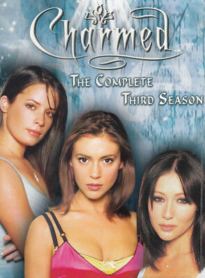 Charmed - The Complete Season 3 (Boxset) New DVD