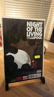 Night Of The Living Deadpool #1