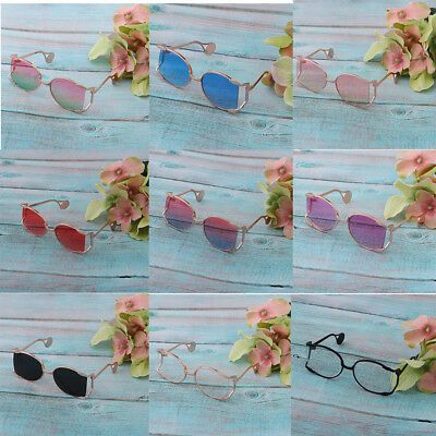 Fashion Oval Glasses for Blythe Doll or Puppets Toy DIY Accessories Decor