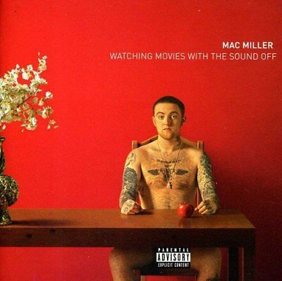 Mac Miller Watching Movies With The Sound Cd Album New