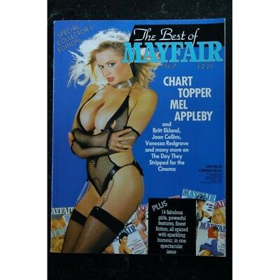 MAYFAIR UK The Best of MAYFAIR  N° 7  CHART TOPPER MEL APPLEBY   SPECIAL COLLECT