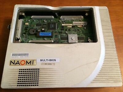 Sega Naomi Motherboard with Multi-Bios. Working and Tested. Arcade/Jamma/Pcb
