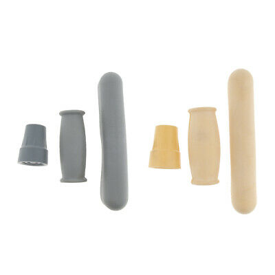Comfort Crutch Accessory Kit, Underarm Cushions, Hand Grip, Tips Cover(22mm)