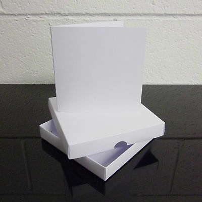 Pearlescent DL Greeting Card Boxes Choose Colour /& Quantity Gift Wedding
