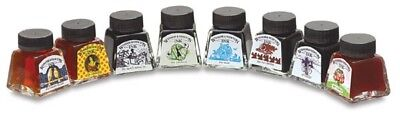 Winsor and Newton Artists Drawing Ink - BLACK INDIAN INK 250ml
