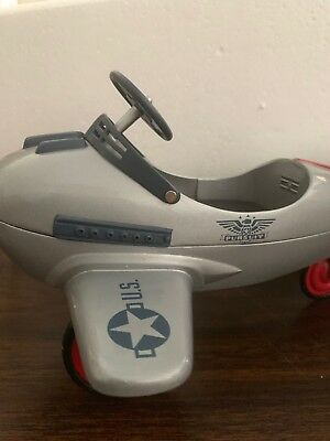 MIB Hallmark Kiddie Car Classics 1941 Murray Airplane 1:16 Scale Die cast