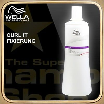 Wella Curl It Fijación Neutraliser 1000ml Schamboo Bonus-Packs para Elegir