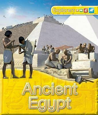Explorers: Ancient Egypt by Jinny Johnson (English) Hardcover Book Free Shipping