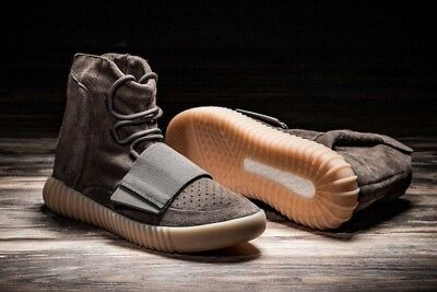 65476ca669c4c Adidas Yeezy Boost 750 Chocolate BY2456 Size 9.5 100% Authentic Light Brown  Gum