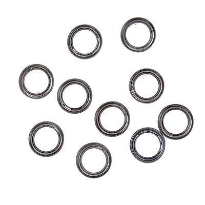 10 PCS 6700ZZ 10 x 15 x 4mm Modle Sealed Metal Shielded Ball Bearing Fast GY