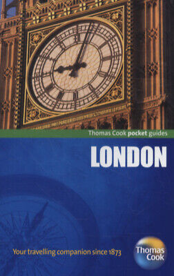 Thomas Cook pocket guides: London by Donna Dailey (Paperback / softback)