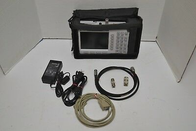 Anritsu S810D 11Nf Cable And Antenna Analyzer