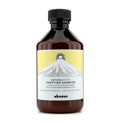 Davines Naturaltech Purifying Shampoo For Scalp With Oily Or Dry Dandruff 250Ml