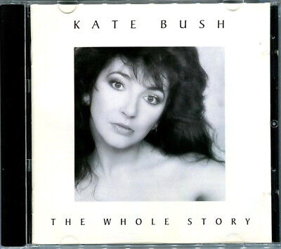 Kate Bush - The Whole Story - Greatest Hits - Cd