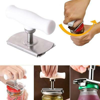 Efficiency Bottle Jar Can Lid Opener Cap Grip·Twister Easy Remover Kitchen Tools