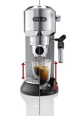 Machine a Cafe Soluble Delonghi Dedica Style Machine Expresso Neuf Professionnel