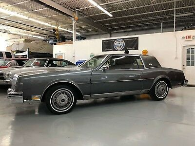 1985 Buick Riviera  1985 Buick Riviera * Meticulously Maintained One Family Owned! 53K Miles!