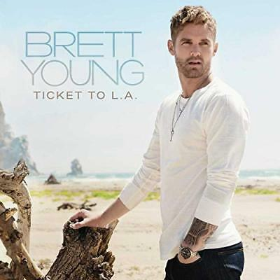 Brett Young - Ticket To L.A. [CD]