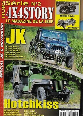 4x4 STORY H.S. N° 2 / SPECIAL JK ET HOTCHKISS - JEEP