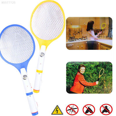 7427 Hand Mosquito Killer Racket Electric Swatter With LED Lighting Rechargeable