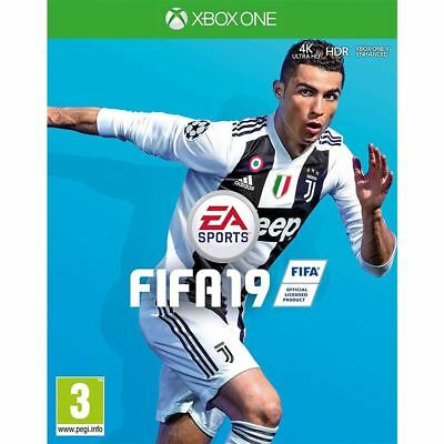 Electronic Arts FIFA 19 Standard Edition Video Game For Xbox One Ages 3+