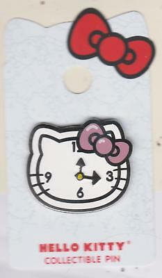 bd cartoon   PIN  chat HELLO KITTY  horloge