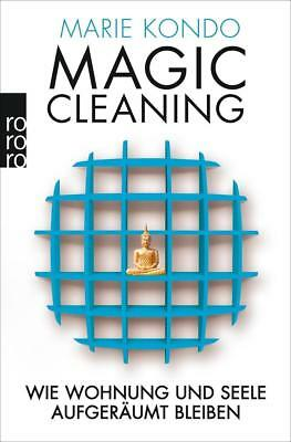 Magic Cleaning 2 von Marie Kondo UNGELESEN
