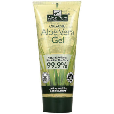 Organic Aloe Vera Gel by Aloe Pura  200ml