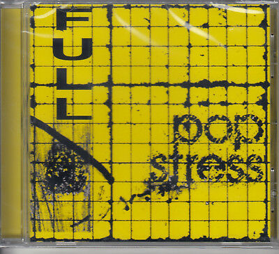 POP STRESS Full (CD 2013) NEW SEALED Made in Canada NEW WAVE PUNK ROCK