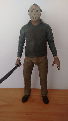 Neca Friday 13th Jason Vorhees Part 4 The final Chapter  Movie Maniacs Complete