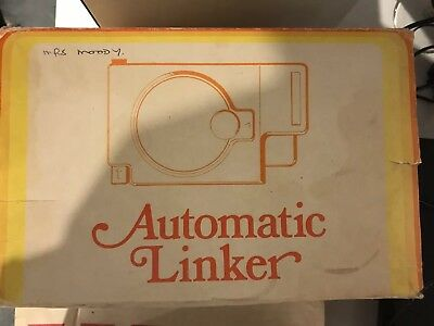 Knitmaster SC-1 Automatic Linker ***Great Condition***