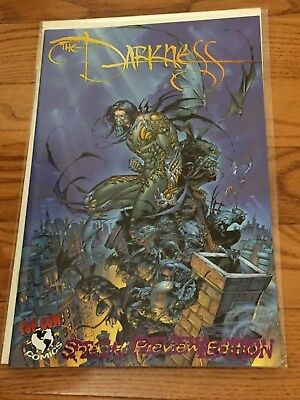The Darkness (1996) Special Preview Edition Top Cow Image Comics NEW Unread Copy