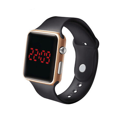 New Cool Digital Watch for Kids Boys Girls Slap on Teen Children Cute Presents