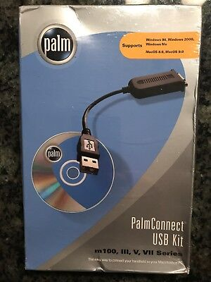 PalmConnect USB Kit (m100, III, V, VII Series) - Sealed, Brand New