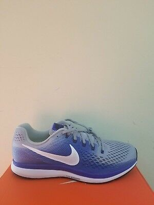 newest 023e1 8ef18 Neuf Nike Homme Air Zoom Pegasus 34 Chaussures Course Taille 11.5 Nib