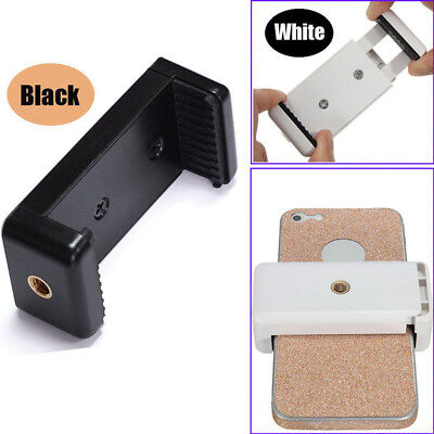 Pro Mobile Phone Clip Tripod Bracket Holder Mount Adapter for iPhone 5S/6/7/8/X