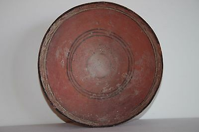 ANCIENT GREEK POTTERY BOWL 5th CENTURY BC