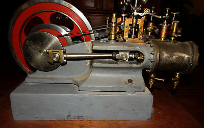 Double Tangye Twin Cylinder Model Steam Engine