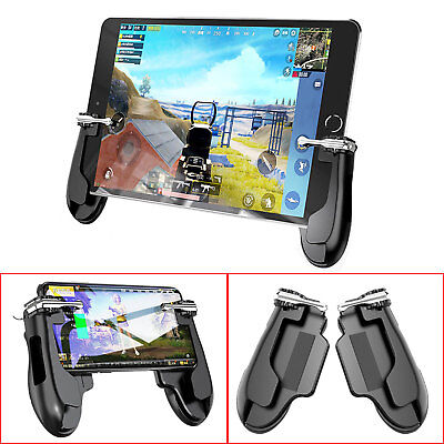 H2 PUBG Mobile Gamepad Gaming Trigger Shooter Controller for iPad iPhone Tablet
