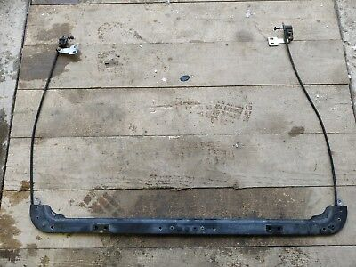 VW Golf mk2 Sunroof Cables