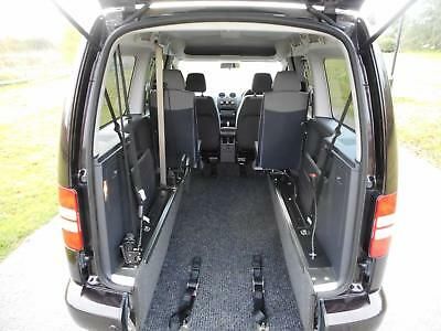 2013 Volkswagen Caddy Maxi Life 1.6 Tdi Automatic WHEELCHAIR ACCESSIBLE VEHICLE