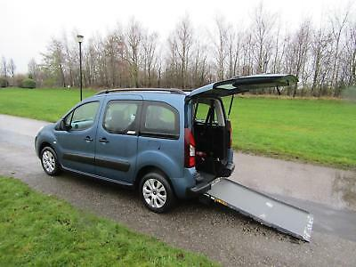 2013 63 Citroen Berlingo 1.6 Hdi 4 Seats WHEELCHAIR ACCESSIBLE DISABLED VEHICLE