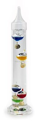 Lily's Home Galileo Thermometer, A Timeless Design That Measures Temperatures
