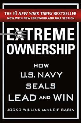 Willink Jocko/ Babin Leif-Extreme Ownership BOOK NEW